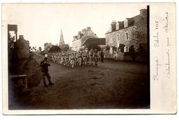Carte Photo 1915 Plouagat - Autres Communes