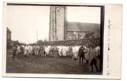 Carte Photo 1915 Plouagat WW1  Poilus - Autres Communes