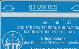 Tchad 5  60u - Chad