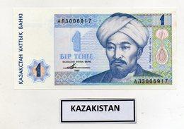 Kazakistan - 1993 - Banconota Da 1 Tenge - Nuova -  (FDC9816) - Kazakistan