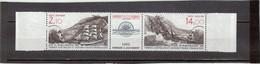 Clm14 - TAAF - PA 94 A** De 1986 En Triptyque - Charcot - (à La Faciale) - Terres Australes Et Antarctiques Françaises (TAAF)