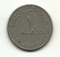 1998 - Emirati Arabi 1 Dirham, - Emirati Arabi