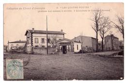"""1462 - """" Les Circuits D'Auvergne """"- Les Quatre Routes ( P.de D. ) - - France"""