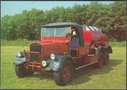 1942 Fordson War Office Type 1 Foam Tender - FSNBF Postcard - Trucks, Vans &  Lorries