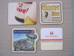BIER N. 4 SB SOUS BOCKS SOTTO-BOCCALE BIRRA CERVEZA 2 FOTO – SOL HOTELS GERMANY CHAMPIONS - Sotto-boccale