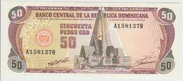 Dominicana 50 Pesos 1990 Pick 135 UNC - Dominicana
