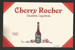 BUVARD CHERRY ROCHER - Blotters