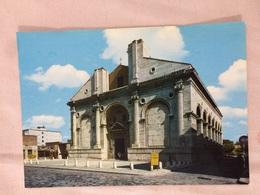 Cartolina-Rimini-Riviera Adriatica-Tempio Malatestiano - Rimini
