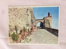 Cartolina-Rimini-Verucchio-Portale D'ingresso Alla Rocca - Rimini