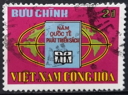 Vietnam South 1972 International Book Year - Vietnam