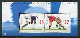 Angola 2002 / Football FIFA World Cup Korea Japan MNH Fútbol Copa Mundial Corea Japón / Cu8125  41 - Wereldkampioenschap