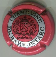 CAPSULE-CHAMPAGNE BARFONTARC DE N°05a Contour Framboise - Champagne