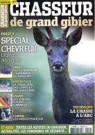 Chasseur De Grand Gibier N° 2 Special Chevreuil , Technique Chasse A Arc , Chiens Anglo Francais - Chasse & Pêche