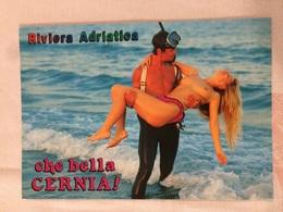Cartolina-Rimini-Riviera Adriatica - Rimini