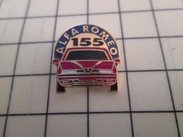 Pin414A Pin's Pins / Beau Et Rare : AUTOMOBILES / ALFA ROMEO 155 - Alfa Romeo