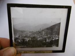 NOTRE ALSACE KAYSERSBERG PHOTO PLAQUE DE VERRE 10 X 8.5 - Glass Slides