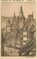 PIE18-Amb-2653 : WEISSENBURG I. ELS. VOM BANNACKER AUS. - Weissenburg