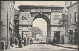 Bishop Gate, Londonderry, Co Derry, C.1905-10 - Valentine's Postcard - Londonderry