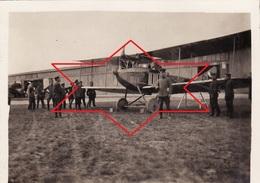 Photo 14-18 Avion Allemand Rumpler, C1?, Aviation (A192, Ww1, Wk 1) - 1914-1918: 1st War
