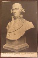 Buste Du Général Scherer, Né à Delle En 1747, Mort En 1804 - Carte Datée Du 29 Mai 1917 - Sculptures
