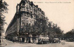 75. Paris. Place Daumesnil Et Rue Lamblardie - Arrondissement: 12