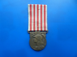 Medaille Commemorative 14-18   , Medaille WW1 , Medaille France - France