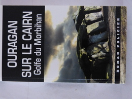 OURAGAN SUR LE CAIRN  Par  ALAIN EMERY Collection  OUEST ET COMPAGNIE   Policier Breton - Non Classés