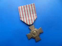 Croix Du Combattant 14-18   , Medaille WW1 , Medaille France - France