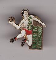 PIN'S --  HANDBALL -- CSV -- VILLENEUVE L' ARCHEVEQUE  ( Dép 89 ) - Handball