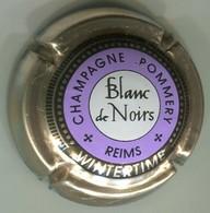 CAPSULE-CHAMPAGNE POMMERY N°82 Blanc De Noirs, Violet - Pomméry