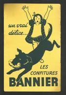 BUVARD CONFITURES BANNIER - Blotters