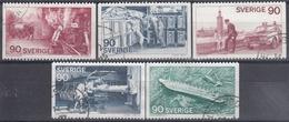 SUECIA 1975 Nº 895/99 USADO - Sweden
