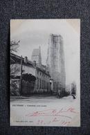 LECTOURE - La Cathédrale ST GERVAIS ( Coté LEVANT) - Lectoure