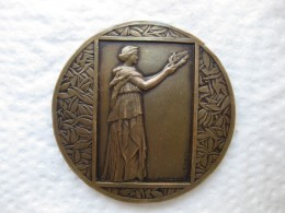Médaille Prix De Tir, Fusil , Saint Cyr 1929 Par Fraisse - Unclassified