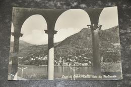 2434   Lago Di Como, Torno Vista Da Moltrasio - 1956 - Como