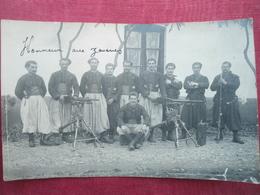 CP 3éme Zouaves Constantine - 1914-18