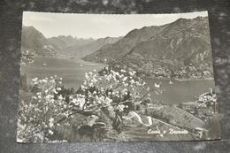 2435   Lago Di Como, Como E Brunate - 1974 - Como
