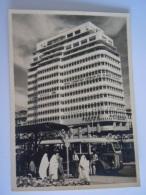 Maroc Casablanca Place De France Bus Circulée 1955 - Casablanca