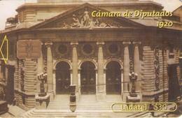 TARJETA TELEFONICA DE MEXICO (CAMARA DE DIPUTADOS 1920). (149) - México