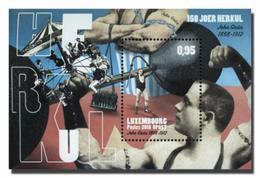 Luxembourg - 2018 - 150th Birth Anniversary Of John Herkul Grün - Mint Souvenir Sheet - Ungebraucht
