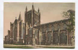 Hereford Cathedral N.W. - Herefordshire