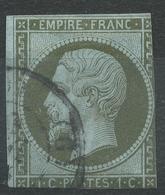 Lot N°42692  N°11, Oblit Cachet à Date - 1853-1860 Napoleon III