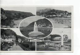 Postcard - LLandudno 5 Views - Posted 10th Aug 1955 Very Good - Postcards
