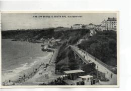Postcard - The Spa Bridge & South Bay, Scarborough - Posted 25th Aug 1960  Very Good - Postcards