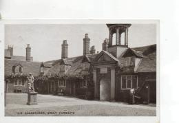 Postcard - Old Almshouses - Great Yarmouth - Posted 10th Sept 1919  Very Good - Postcards