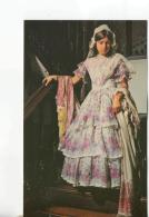 Postcard - Stranger's Hall - Muslin Summer Dress About 1852 - Used NotPosted   Very Good - Postcards