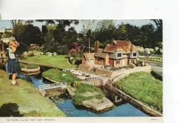 Postcard - The Model Village, West Cliff, Ramsgate  - Used But Never  Posted Very Good - Postcards