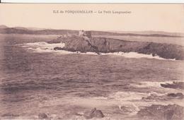 CPA - Ile De PORQUEROLLES Le Petit Langoustier - Porquerolles