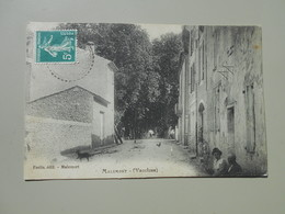 VAUCLUSE MALEMORT - France