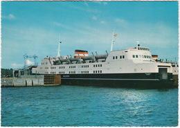 Ferry HALSSKOV - Ferry-service Halsskov - Knudshoved - (DK) - Dampfer